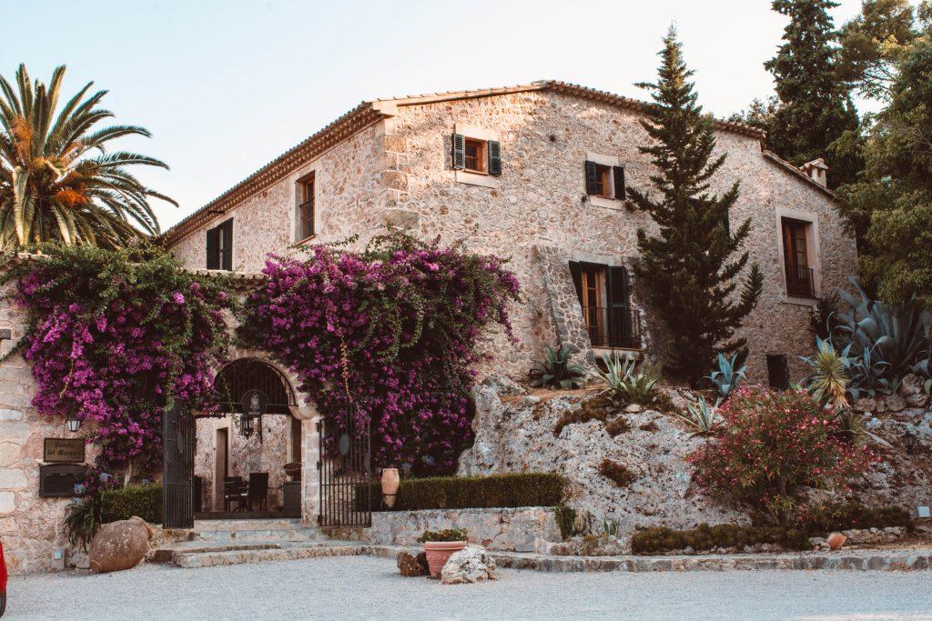 Das Posada del Marques in Esporles ist im Stil einer spanischen Finca