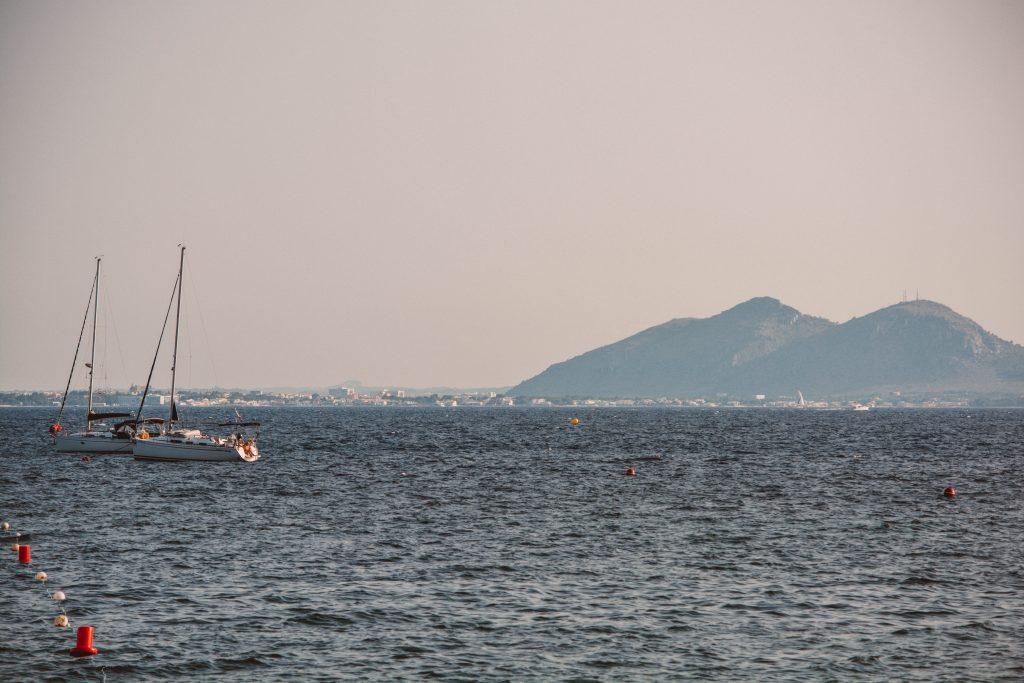 Aussicht auf das Meer